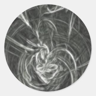 ShatterLinez Gear 2 Classic Round Sticker