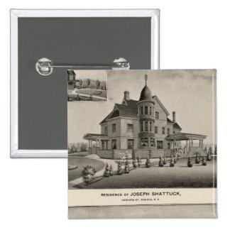 Shattuck residence, McLane Mills Button