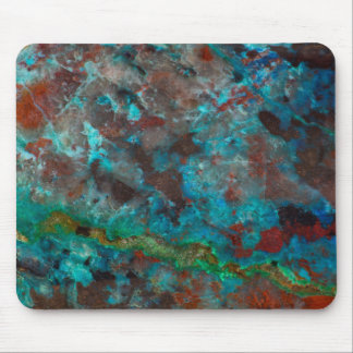 Shattuckite Mouse Pad