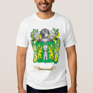 Shaughnessy Coat of Arms (Family Crest) Tshirts