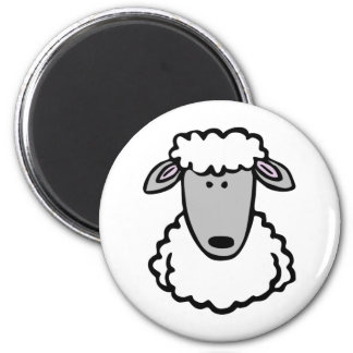Shaun the Sheep Cute Cartoon Animal Magnet