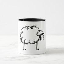 shaun the sheep mug