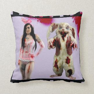 Shauna Horror Pillow