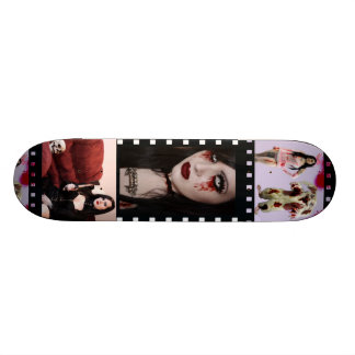 Shauna Tackett Horror Skateboard