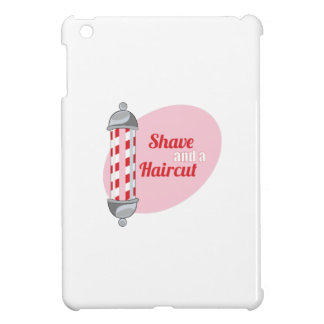 Shave and a Haircut Cover For The iPad Mini