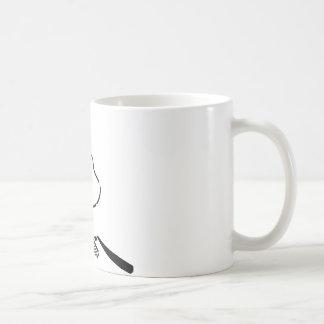 Shave Cream and Razor Coffee Mug