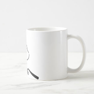 Shave Cream and Razor Mug