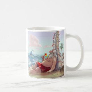sHaVe IcE sAnTa Classic White Coffee Mug