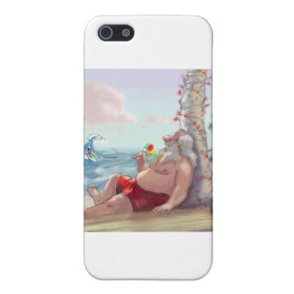 sHaVe IcE sAnTa iPhone 5 Cover