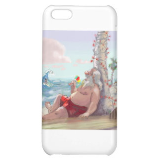 sHaVe IcE sAnTa Cover For iPhone 5C