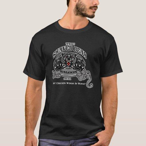 Shaved Bear Saloon T-Shirt