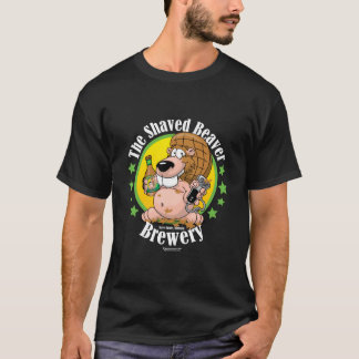 Shaved Beaver Brewery T-Shirt