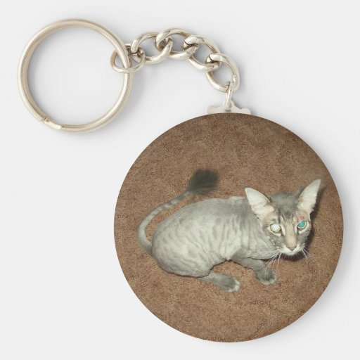 Shaved Pussy Key Chains