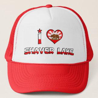 Shaver Lake, CA Trucker Hat