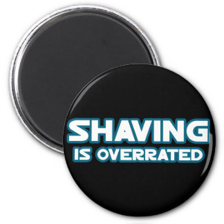 Shaving is Overrated, grow a Mustache Magnet