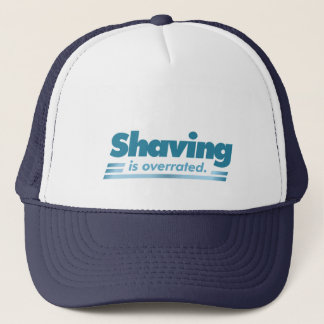 Shaving Trucker Hat