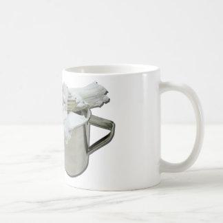 ShavingBrushCup090411 Classic White Coffee Mug
