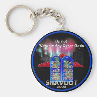 SHAVUOT Keychain