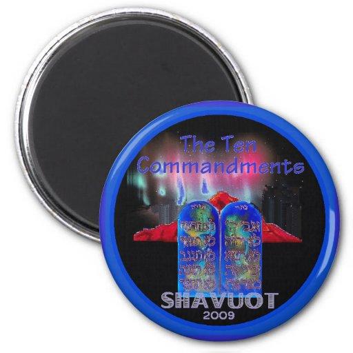 SHAVUOT Magnet
