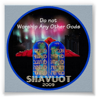 SHAVUOT Poster