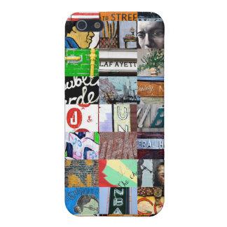 Shaw - cubierta del iPhone 4 del Washington DC de  iPhone 5 Carcasa