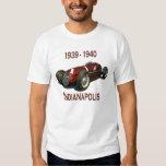 Shaw Maserati 8CTF Indy Car Tee Shirt