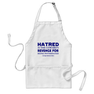 Shaw on Hatred Adult Apron