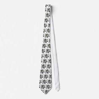 Shaw Tartan Lion Neck Tie