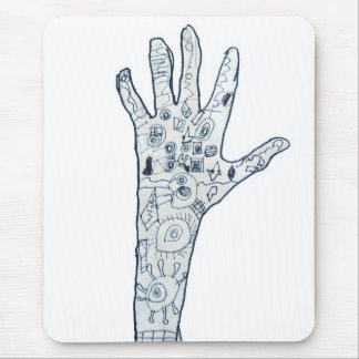 Shawn Chea Mouse Pad