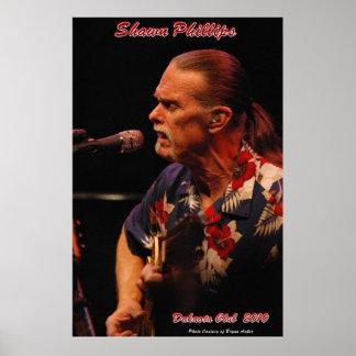 Shawn Phillips Dakota Club 2010 32 x 48 Poster