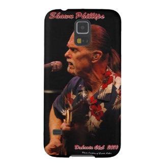 Shawn Phillips LIVE, Samsung Galaxy s5 case