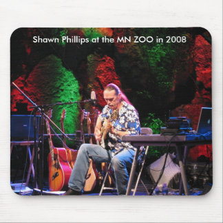 Shawn Phillips Mouse Pad