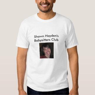 shawnbaby, club de las nin@eras de Shawn Hayden Remera