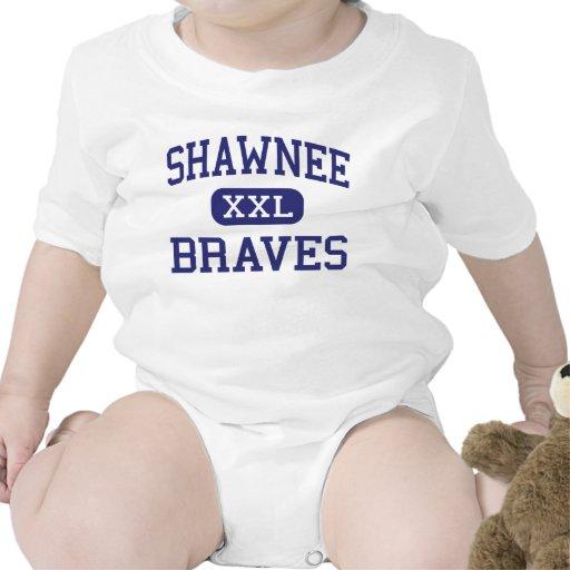 Shawnee braves middle fort wayne indiana tshirt zazzle for Custom t shirts fort wayne