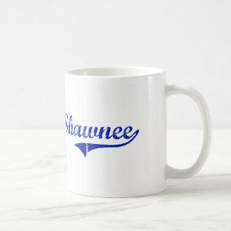 Shawnee Kansas Classic Design Coffee Mugs