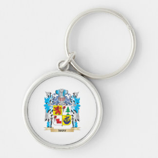 Shay Coat of Arms - Family Crest Keychain
