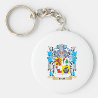 Shay Coat of Arms - Family Crest Key Chains
