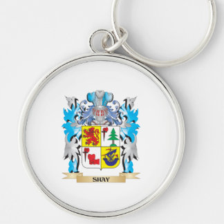 Shay Coat of Arms - Family Crest Keychains