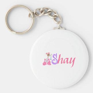 Shay Keychain