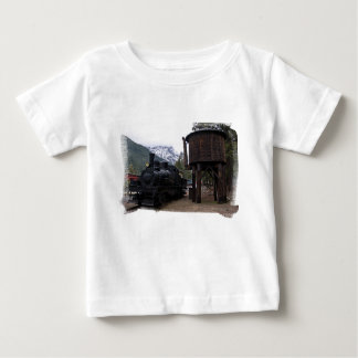 Shay Locomotive and Tower Baby T-Shirt