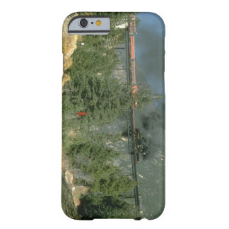 Shay locomotive No. 14 crosses_Steam Trains Barely There iPhone 6 Case