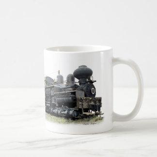 Shay Logging Locomotive Coffee Mug