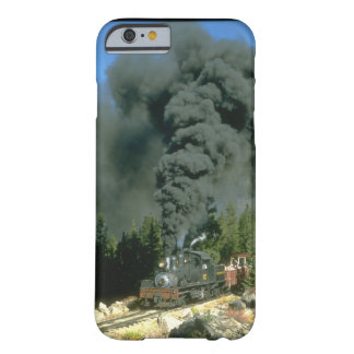 Shay No. 12 blackens the sky on_Steam Trains Barely There iPhone 6 Case