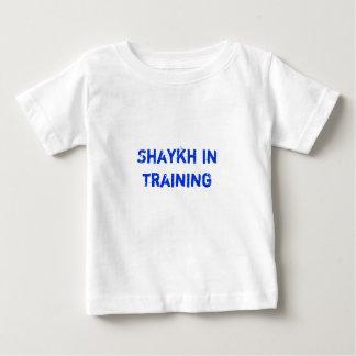 Shaykh en el entrenamiento remeras