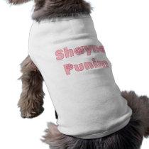Shayna Punim Pink Shirt