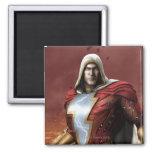Shazam 2 Inch Square Magnet