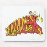 Shazam Acronym Mousepads