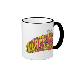 Shazam Acronym Ringer Mug