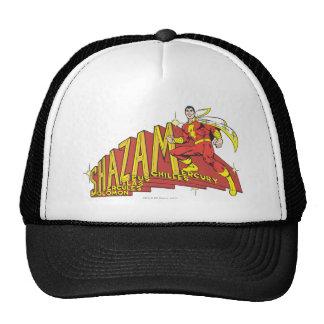 Shazam Acronym Trucker Hat
