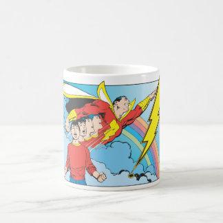 SHAZAM/Billy Batson Coffee Mug